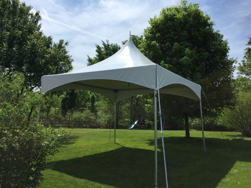 15u2032 x 15u2032 Tent/Canopy & TENT PACKAGE #1 u2013 Claudiau0027s Party Rentals