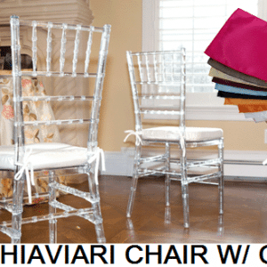 Clear Chaviari Chair