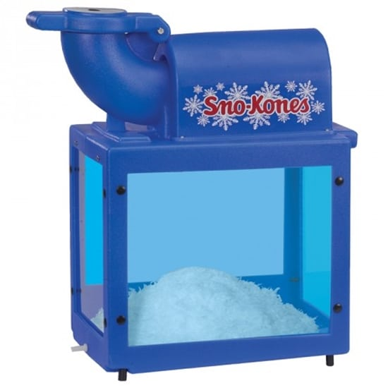 Snow Cone Machine.