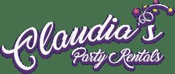 Claudia's Party Rentals