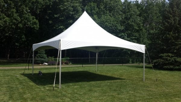 20′ x 20′ Tent/Canopy