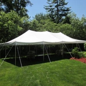 TENT PACKAGE #4