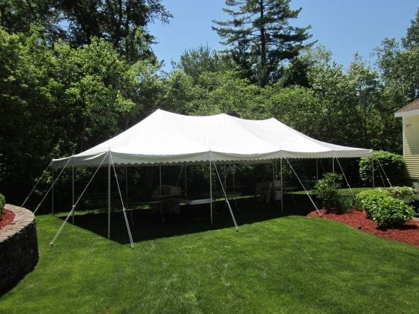 20′ x 40′ Tent/Canopy