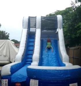 Water Slide (Blue 18′)