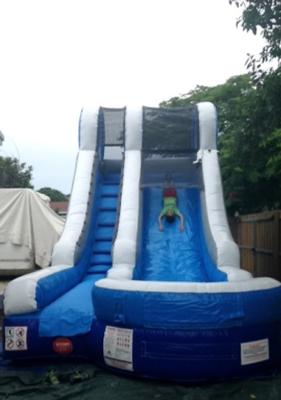 Water Slide (Blue 18′)