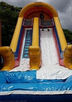 Water Slide Multicolor (MC 20′)