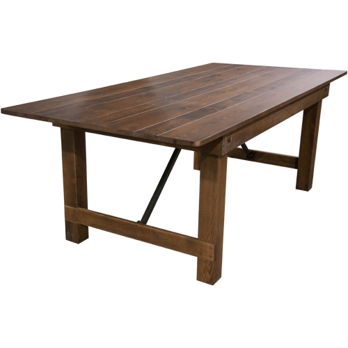 Farm Table (8′ X 40″)